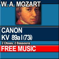 W.A. MOZART - CANON KV 89a I [73i]
