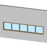 Ribbon Window