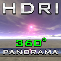 HDRI Panorama - Pink Invasion