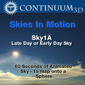 Skies In Motion - Sky1A