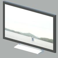 Wide Screen TV