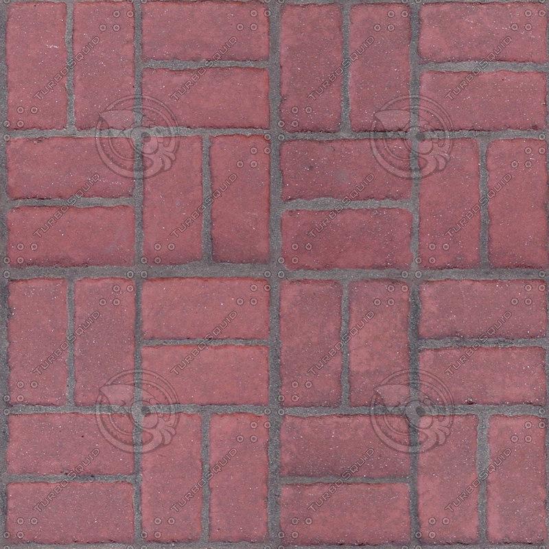 Basket weave brick pattern - Tileable Basket Weave Brick Texture