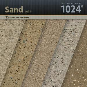 Sand Textures vol.1