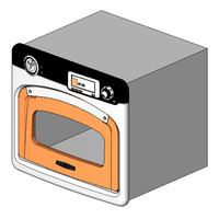Turbo Chef Single Oven