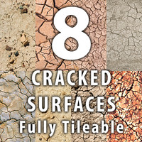Cracked Surfaces Tileable