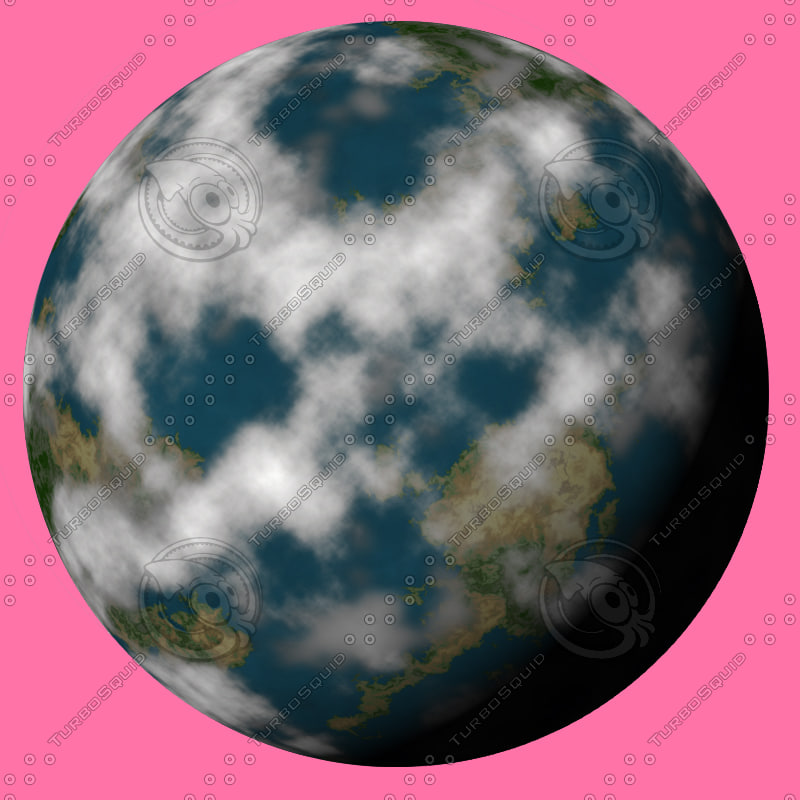 Planet textures jpg