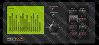 Intercom instrument texture