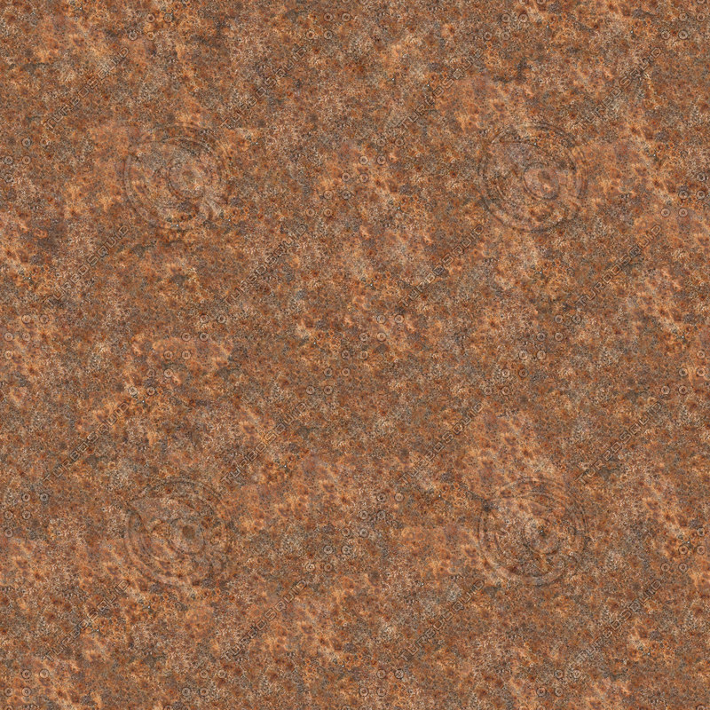 Texture Other seamless steel rusty