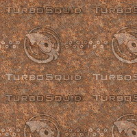 Rusty steel seamless composable pattern