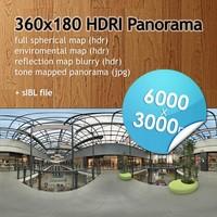 Hi Res Spherical HDRI map [P003] [6000x3000px]