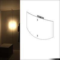 Lamp Wall 00664se
