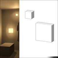 Lamp Wall 00678se