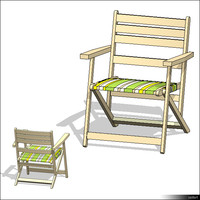 Seating Folding Chair 00858se