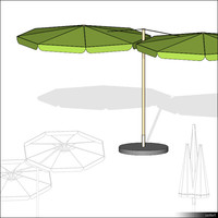 Beach Umbrella 00920se