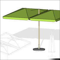 Beach Umbrella 00927se