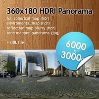 Hi Res Spherical HDRI map [P022] [6000x3000px]
