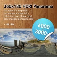 Hi Res Spherical HDRI map [P023] [6000x3000px]