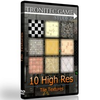10 High Res Tile Textures