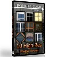 10 High Res Window Textures
