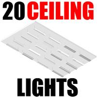 20 Ceiling Lights