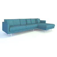 Montis Axel Chaise Lounge