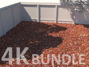 4K Ground Texture Bundle