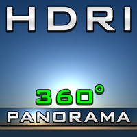 HDRI Panorama - Clean Virtuality
