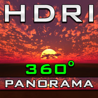 HDRI Panorama - Close To The Heat