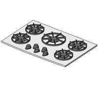 Cooktop Gas1
