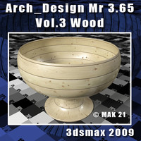 Arch e Design Collection Vol.3 Mental ray 3.65