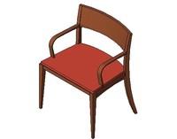Crinion Chair by KnollStudio