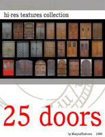 25 historical doors