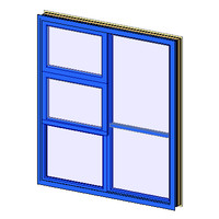 Ext RS31-AW2 Aluminum-Architrave (NZ)