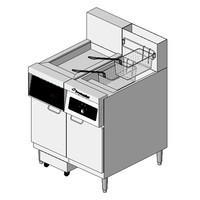 Frymaster Fryer FHM50-R