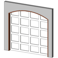 Garage-Single-Arched