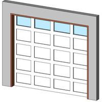 Garage-Single-Glass