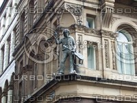 John Lennon Statue - Liverpool, United Kingdom
