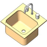 Kitchen Sink-Island