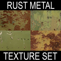 METAL and RUST TEXTURES