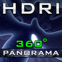 HDRI Panorama - Microscope