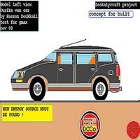 Model van car  Left view by Hassan Doukkali.jpg