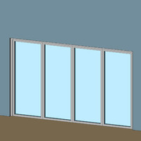 Nana Wall Bi-Folding Door System
