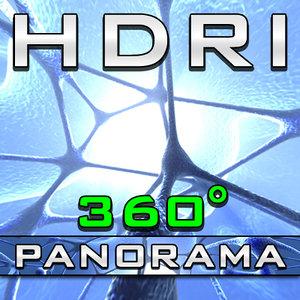 HDRI Panorama - Neuronal Net