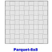 Parquet-8x8