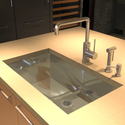 blanco kitchen sink - Ada Kitchen Sink