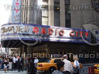 Radio City, New York City