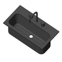 Sink Kitchen-Single soldering