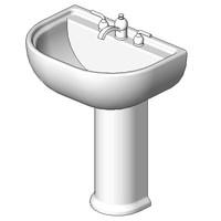 Sink-Pedestal