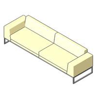 Sofa - Boss Design - Four Seater Sofa