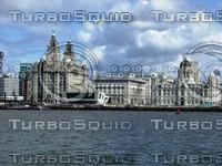 The Liver Building - Liverpool, United Kingdom